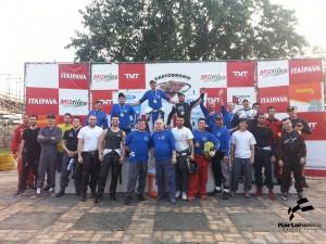 campeonato de kart